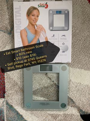 Eat Smart Digital Bathroom Scale for Sale in Queens, NY