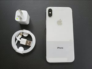 iPhone X (256gb), |Factory Unlocked & iCloud Unlocked.. Excellent Condition, Like a New... for Sale in Springfield, VA