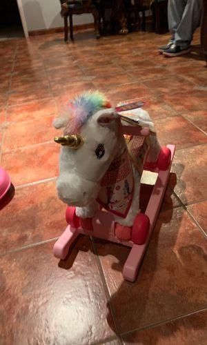 Unicorn toy for Sale in Dallas, TX