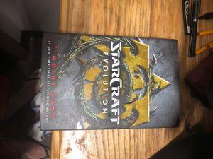 Starcraft evolution book for Sale in Newport News, VA