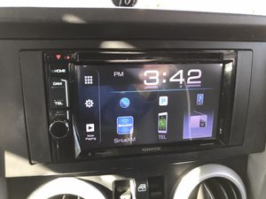 Kenwood DDX375BT Stereo!! DOUBLE DIN!! for Sale in Darien, IL