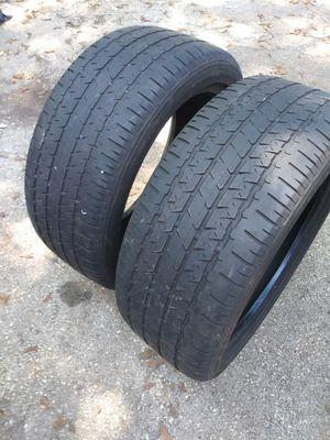 Tires 215 / 45 R 17. (4) for Sale in Philadelphia, PA