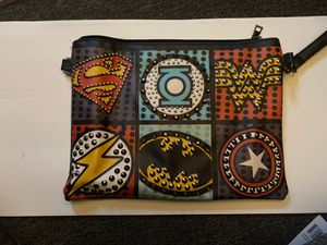 DC Superhero Large Wristlet for Sale in Washington, DC