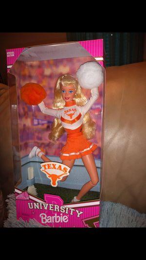 Hook Em Horns Barbie! for Sale in Austin, TX