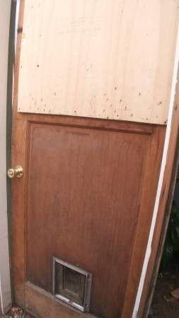 Free door for Sale in Gresham, OR