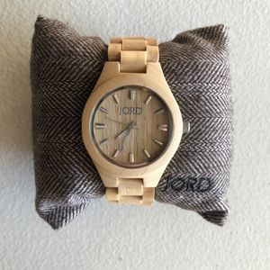 Jord Wooden Watch for Sale in Vista, CA