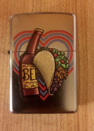 Sealed Zippo Lighter Made USA for Sale in Atlantic Beach, SC