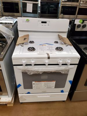 Whirlpool Gas Stove for Sale in Buena Park, CA