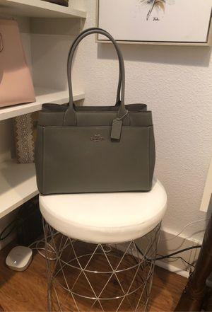Grey coach bag for Sale in Denver, CO
