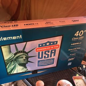 40 Inch Tv New for Sale in Houston, TX