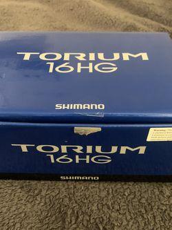 Shimano Torium 16HG BRAND NEW! for Sale in Santa Ana, CA