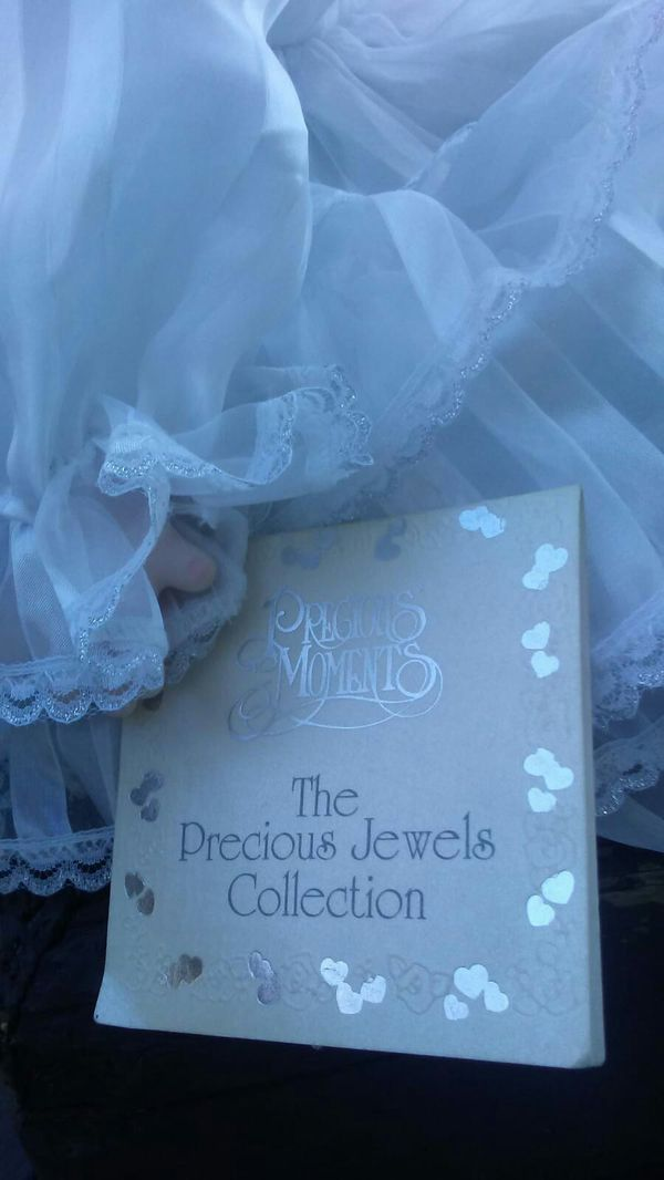 Precious Moments, The Precious Jewels Collection. Crystal