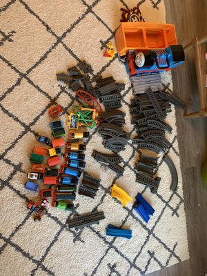 Thomas train track sets for Sale in Fullerton, CA