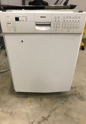 Bosch dishwasher used for Sale in San Diego, CA