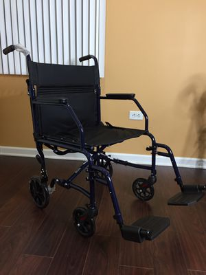 New transport chair for Sale in Downers Grove, IL