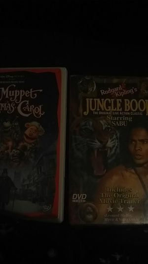 Seven different movies for Sale in Los Angeles, CA