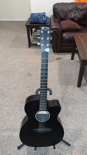 Martin Acoustic Electric Guitar for Sale in Hoboken, NJ