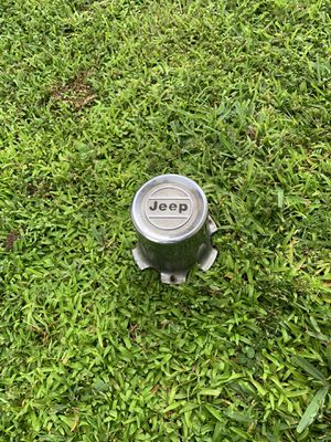 Jeep wheel center hub cap for Sale in Orlando, FL
