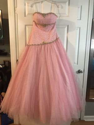 Pink prom dress for Sale in La Vergne, TN