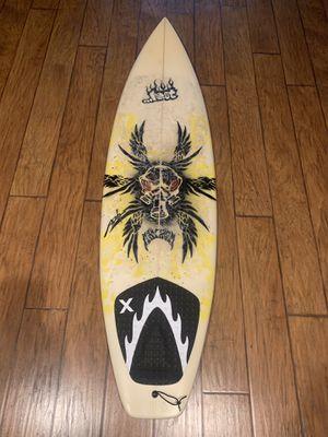 Lost surfboard 5'10 shark for Sale in Lutz, FL