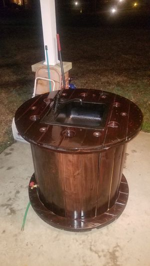 wire spool and sink for Sale in Crewe, VA