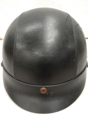 Bell RHD200 Leather Half Shell Leather Motorcycle Helmet - Size S/M (57/58) for Sale in Edgewood, WA