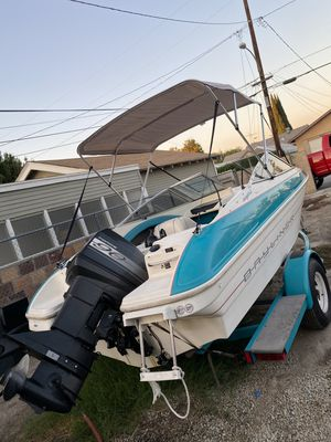 ' 1994 ' bayliner boat ready for water today ' zero issues for Sale in Anaheim, CA