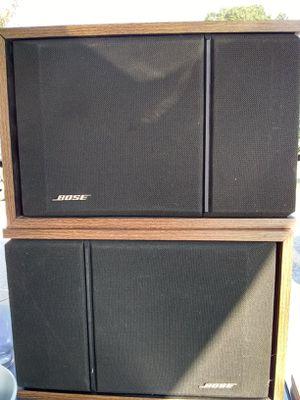 Bose 201 series bookshelf speakers for Sale in Glen Burnie, MD