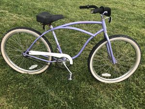 Purple cruiser bike for Sale in McGaheysville, VA