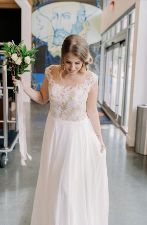 Wedding dresses. Custom made. Local boutique. Contact for details. for Sale in Raleigh, NC
