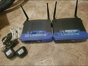 Linksys Wireless-g 2.4 GHz Broadband Router for Sale in Orlando, FL