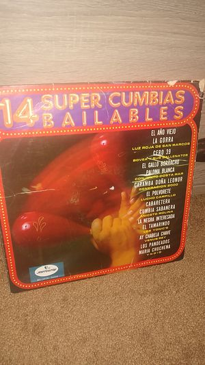 14 super cumbias bailables for Sale in Long Beach, CA