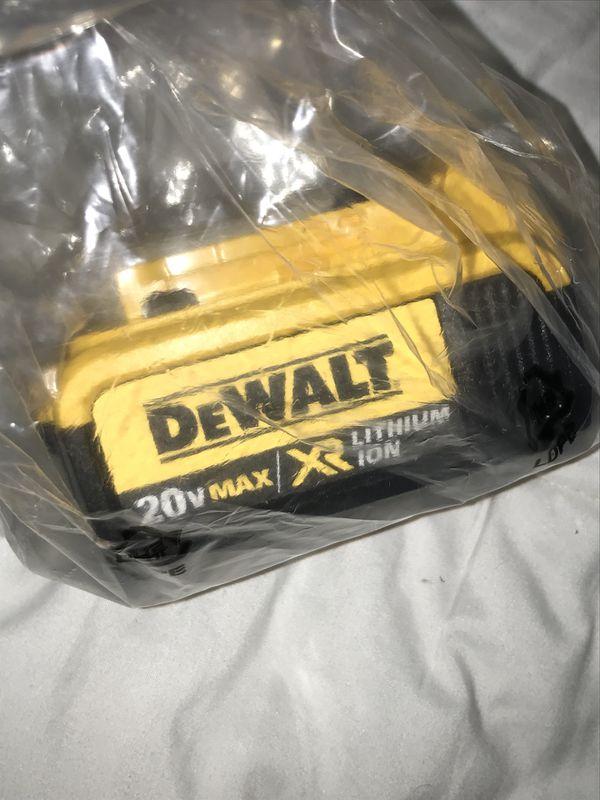 Dewalt XR 4Ah 20V Battery