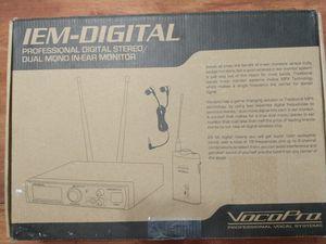 VocoPro IEM-DIGITAL for Sale in Mesa, AZ