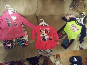 Baby girl brand new never worn clothes $5 each for Sale in Richmond, VA