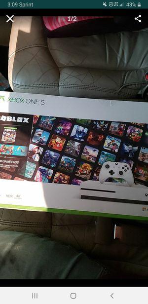 Xbox 1S roblox edition for Sale in Rialto, CA