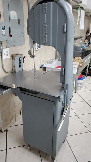 Electric Meat saw for Sale in Fort Lauderdale, FL