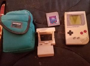 Original Gameboy and Accessories for Sale in Campbellsport, WI
