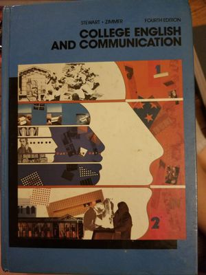 College English and Communication 4th Edition for Sale in Parkersburg, WV