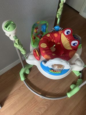 Fisher Price Rainforest Jumper for Sale in Sacramento, CA