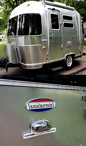 Perfect condition $1000 firm.Airstream Ocean Breeze for Sale in Ontario, CA