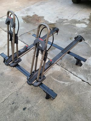 Yakima Baseline System - Roof rack and Yakima HighRoad Bike mount for Sale in Baldwin Park, CA