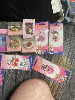 Sailormoons Collectibles! for Sale in Alexandria, LA