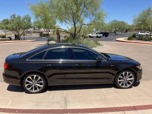 2013 Audi A6 3.0T Premuim Plus for Sale in Phoenix, AZ
