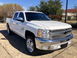 2012 Chevy Silverado Texas Edition for Sale in Houston, TX