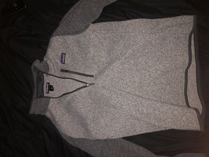 Grey Patagonia Sweater for Sale in Lexington, KY