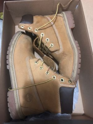 Used kid size timbs for Sale in Hyattsville, MD