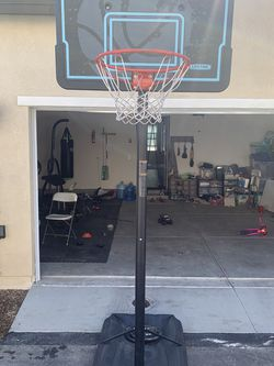 Free Lifetime basketball court! for Sale in Rialto,  CA