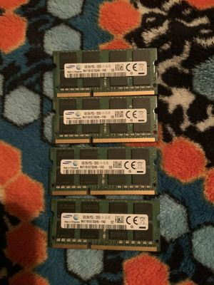 DDR3 8GB RAM MEMORY STICKS (read details) for Sale in Chicago, IL