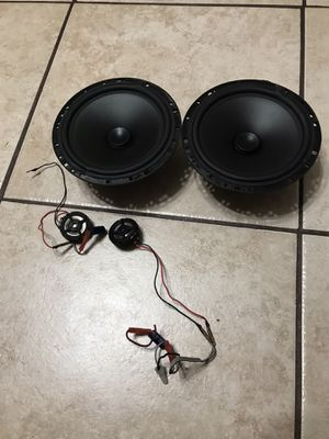"""MB Quart 6.5"""" Mids and Tweeters for Sale in Wasco, CA"""